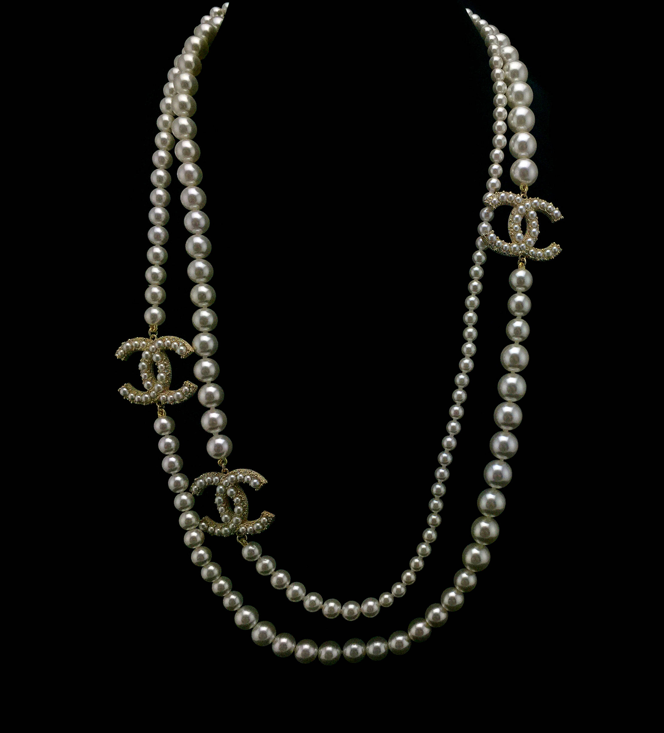 product pearl timeless necklace elegant mabe jewellery diamond from