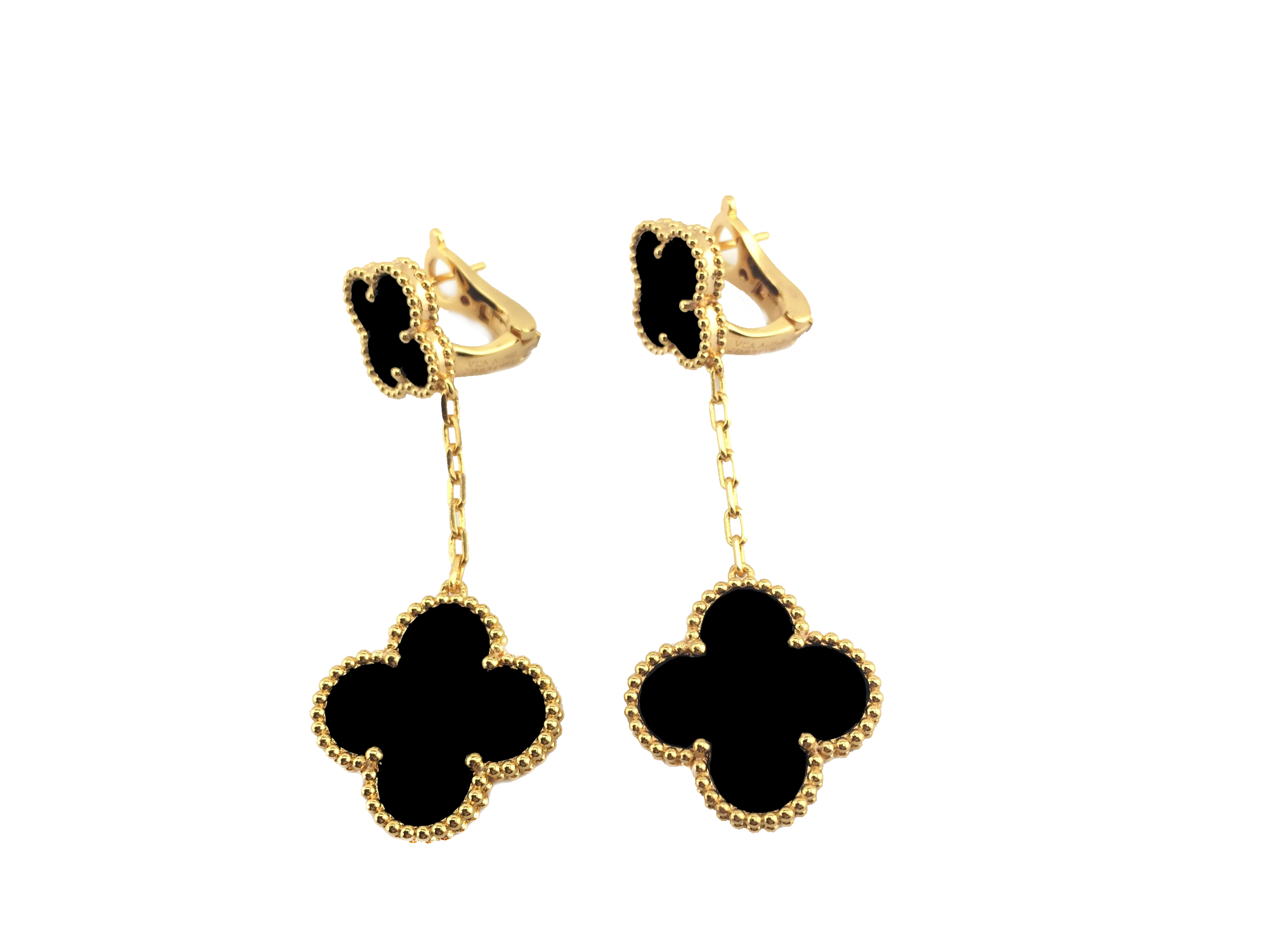 original custom gold image products plated earrings prettygirrl bamboo accessories thumbnail
