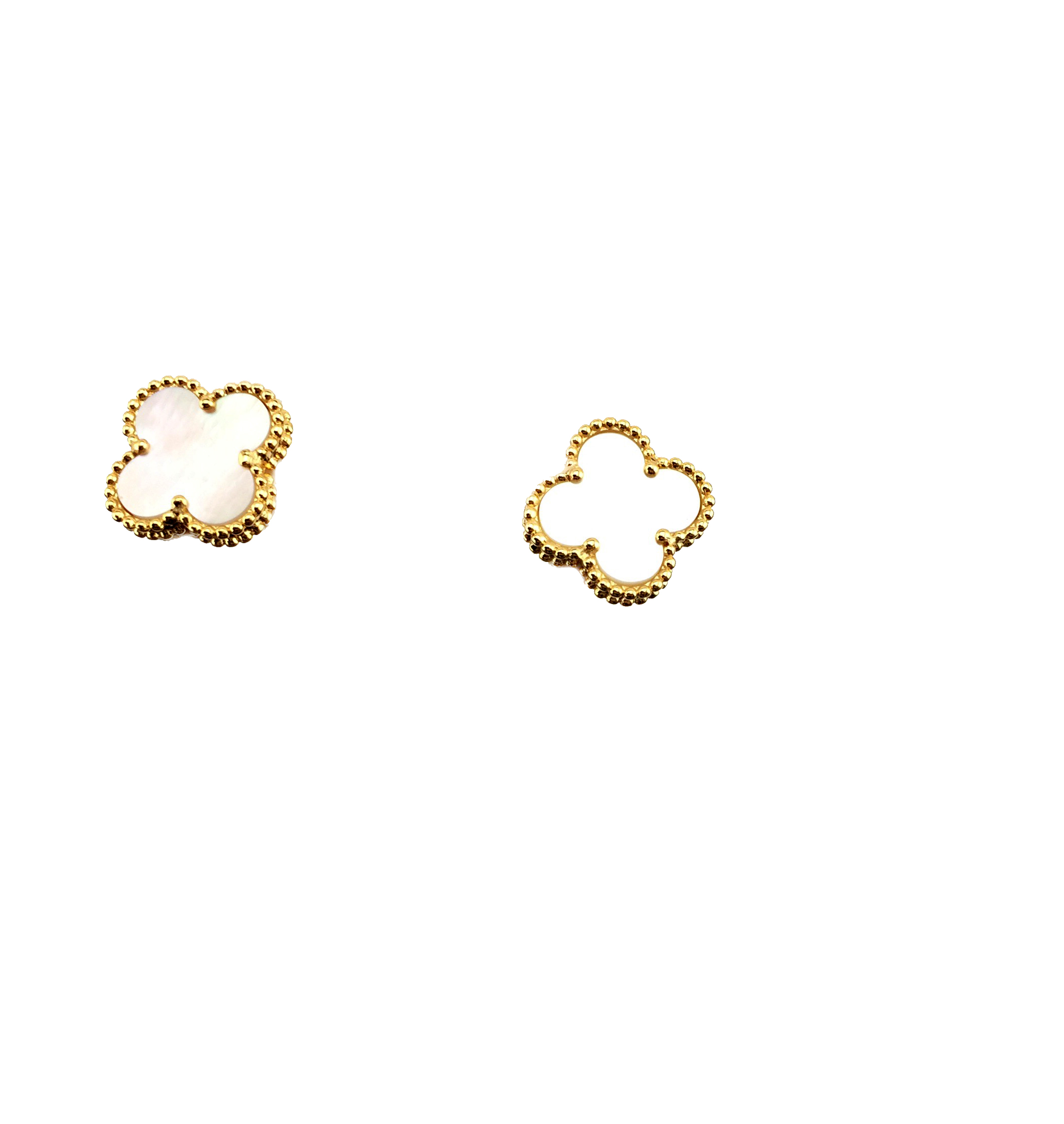 gold snowman in earrings classico mini ippolita