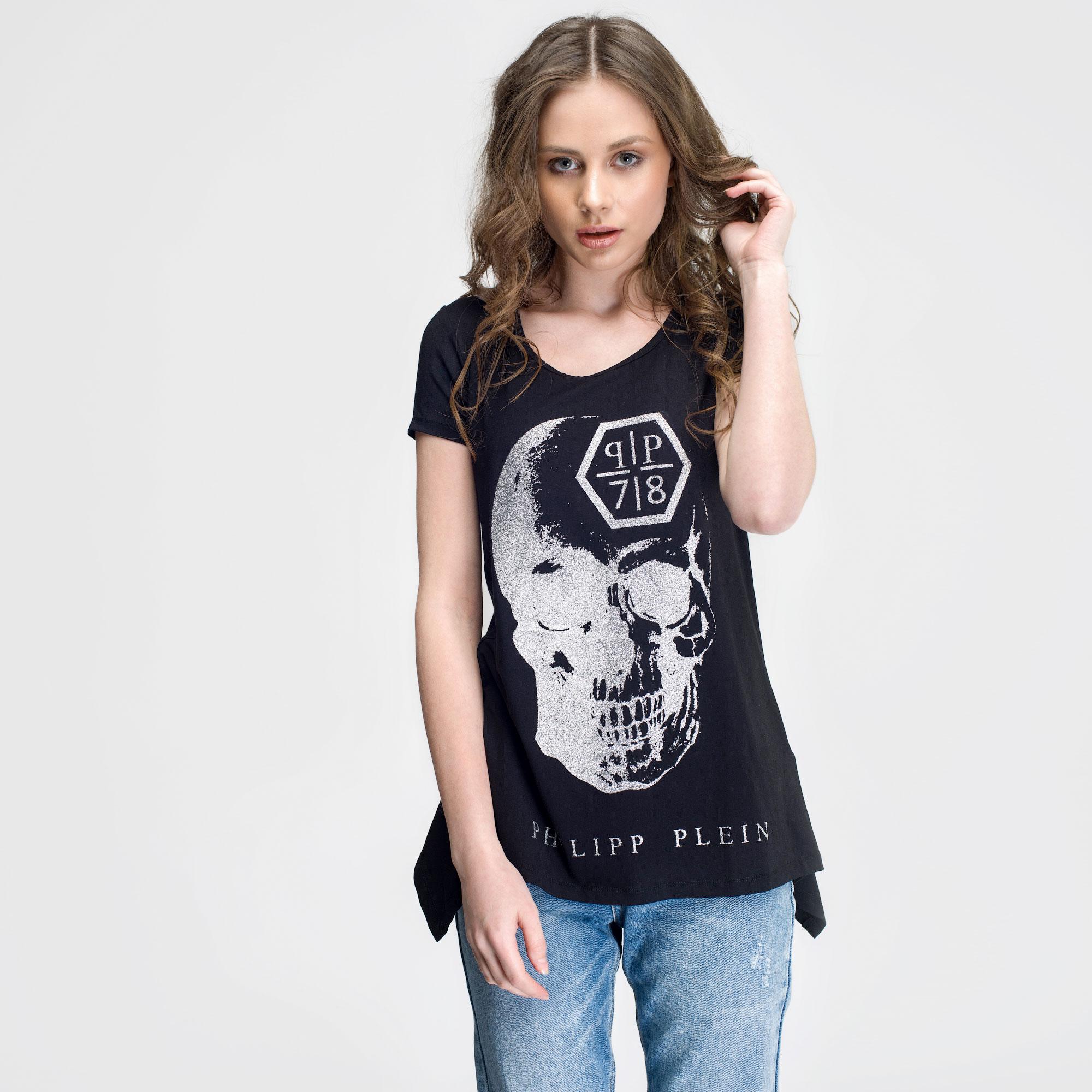 c02c1e5dc97 Designer Inspired T-Shirt Skull Shirt Skeleton Women T-Shirt
